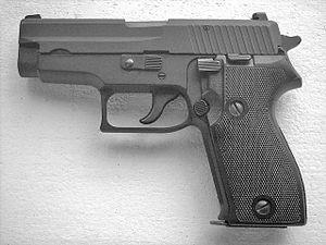 SIG Sauer P220 - SIG Sauer P225 Pistol