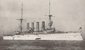 SMS Scharnhorst - Image: SMS Scharnhorst (1)