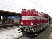 SP32 zmodernizowany