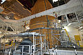 STS-133 repair work external tank.jpg