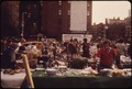 SUNDAY FLEA MARKET ON SIXTH AVENUE (AVENUE OF THE AMERICAS) AND 27TH STREET. ADMISSION COSTS ONE DOLLAR, AND THE... - NARA - 551749.tif
