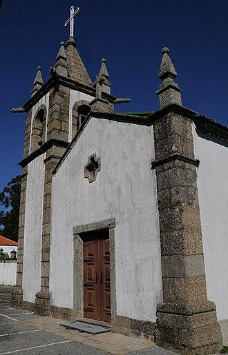 Escudeiros e Penso (Santo Estêvão e São Vicente) - Image: S Vicente do Penso