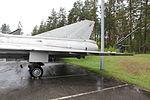 Saab 35CS Draken (DK-270) Keski-Suomen ilmailumuseo 3.JPG