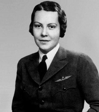 Sabiha Gökçen - A photo of Sabiha Gökçen from the 1930s