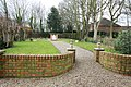 Sacred Heart Church, North Walsham - Memorial Garden - geograph.org.uk - 1713080.jpg