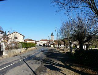 Saint-Front-dAlemps Commune in Nouvelle-Aquitaine, France