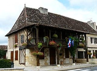 Saint-Laurent-des-Hommes Commune in Nouvelle-Aquitaine, France