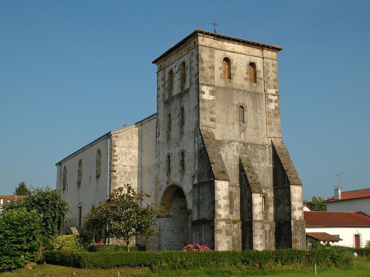 Saint Pee Sur Nivelle La Ville Ideale