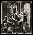 Saint Jerome. Engraving. Wellcome V0032255.jpg