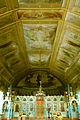 Saint Michael Archangel church in Baku main hall interior.JPG