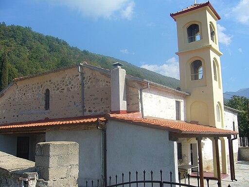 Saint Nicholas Church in Visheni, Vissinia, Kastoria