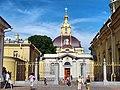 Saint Petersburg Peter and Paul Fortress Grand Ducal Burial Vault IMG 5943 1280.jpg