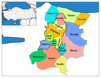Sakarya districts.png