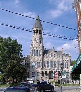 Salem, Indiana City in Indiana, United States