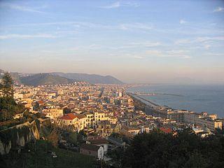 Salerno Comune in Campania, Italy