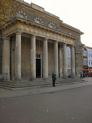 William Pilkington (architect) - The Guildhall, Salisbury.