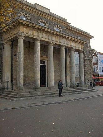 William Pilkington (architect) - The Guildhall, Salisbury.