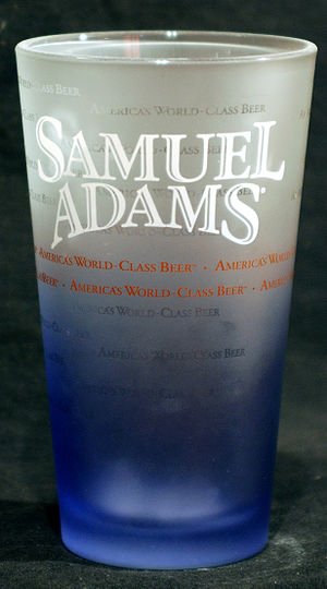 sam adams beer glass. Know Your Beer