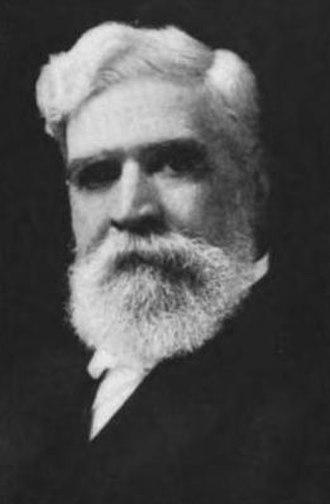 Samuel D. Woods - Samuel D. Woods, California Congressman.