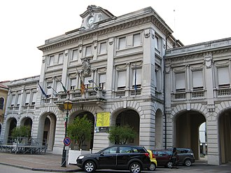 San Donà di Piave - Image: San Donà Municipio 1