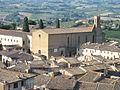 San Gimignano - Chiesa di Sant'Agostino.jpg