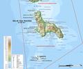 San Martiño Island map.png