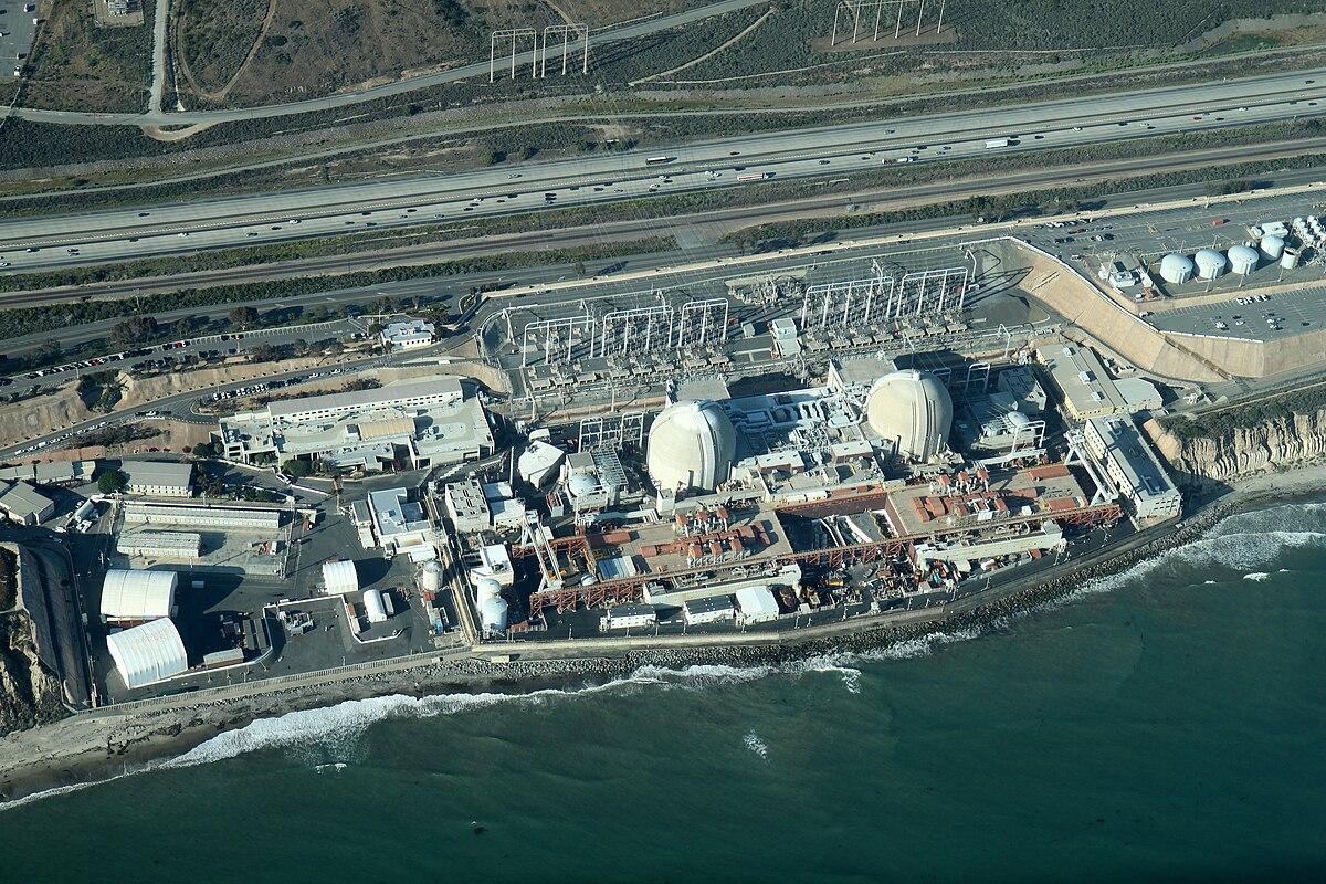 Kernkraftwerk San Onofre Wikipedia