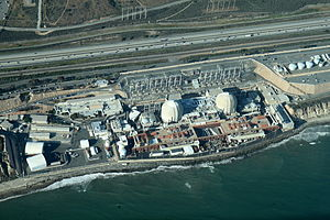 San Onofre Nuclear Generating Station - Units 2 and 3 in 2012