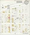 Sanborn Fire Insurance Map from Sugar City, Crowley County, Colorado. LOC sanborn01080 001-1.jpg