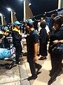 Sandalwood flower offerings for cremation of Bhumibol Adulyadej -CentralPlaza Rama 2 Bangkok 26.10.2017 (21).jpg
