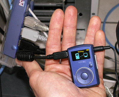 Portable media player - Wikiwand