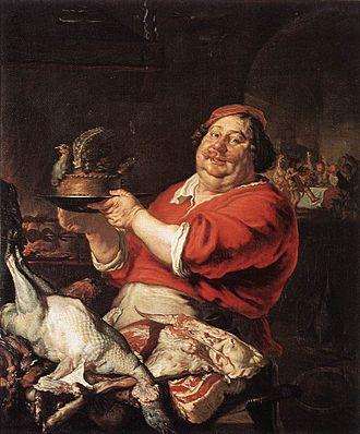 Joachim von Sandrart - Image: Sandrart, Joachim von February 1642