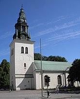 Fil:Sankt Lars kyrka, Linköping, juli 2005.jpg