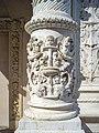 Santa Maria dei Miracoli rilievo ingresso colonnato 3 Brescia.jpg