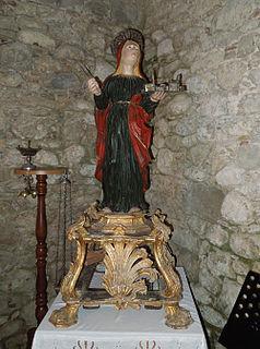 Symphorosa Roman saint