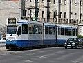 Sarajevo tram Amsterdam 2011.jpg