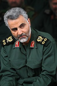 قاسم سلیمانی - ویکیپدیا، دانشنامهٔ آزاد