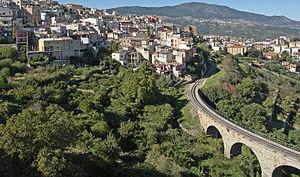 Lanusei - Image: Sardinien larusei