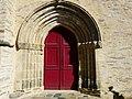 Sarlande église portail.JPG