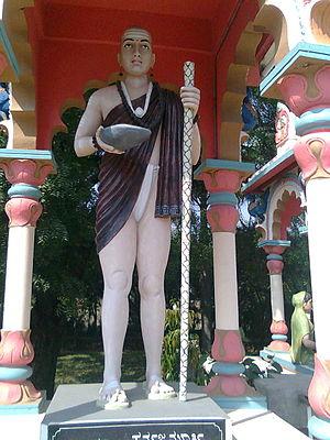 Sarvajna - Sarvajña statue at Abalur