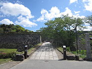 Sasayama Castle 20130507-01