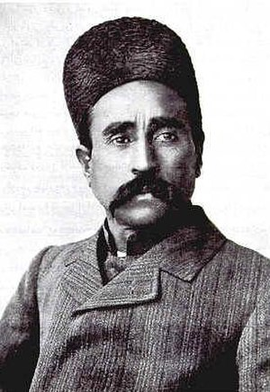 Iranian Azerbaijanis - Sattar Khan, Iranian Azeri, was a key figure in the Iranian Constitutional Revolution and is held in great esteem by many Iranians.