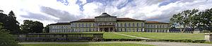 Hohenheim Castle - Image: Schloss Hohenheim pjt