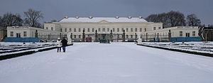 Herrenhausen - The reconstructed palace in 2013