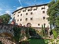 Schloss Katzenzungen, Prissian, Jakobsweg zwischen Meran und Bozen, Trentino, Südtirol, Italien - panoramio (1).jpg
