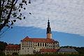 Schloss Weesenstein aus dem Park südlich.jpg