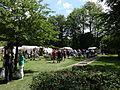 Schlosspark Buckow (Märkische Schweiz) Buckower Gartentag.JPG