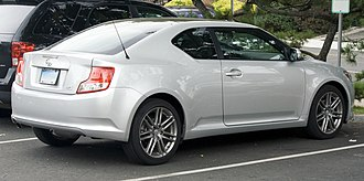 Scion tC - Scion tC