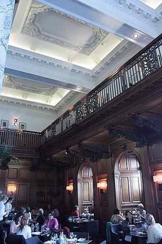 Dunn & Findlay - Image: Scotsman interior