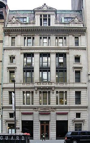 Scribner Building - Image: Scribner building